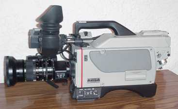 DXCM7 CAMERA, used, 700 lines 3 chip A12X9BERM 2X ext lens camera DXC-M7 video SONY 3 CHIP 3-CHIP