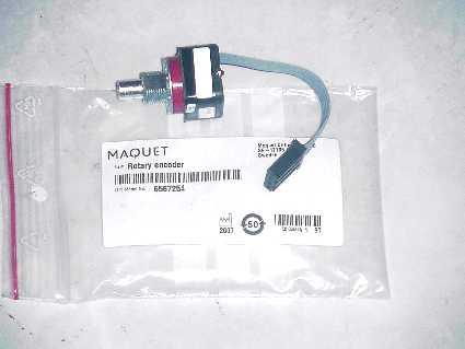 Rotary Encoder, Servo-I ventilator maquet